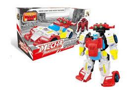 <b>Junfa Робот</b>-<b>трансформер</b> световые и звуковые эффекты D622 ...