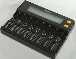 Review of <b>Charger</b> Miboxer <b>C8 Smart charger</b>