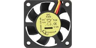 <b>Вентилятор Gembird</b> 40 мм [D40SM-12A-25]