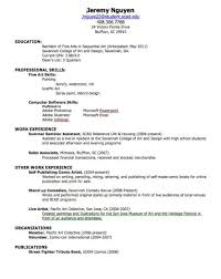 creating professional resume resume examples and writing tips creating professional resume creating an american style resume 2011 only how to create a professional