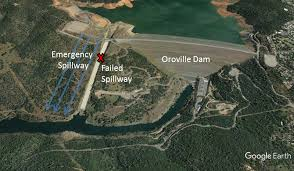 Image result for oroville to sacramento map
