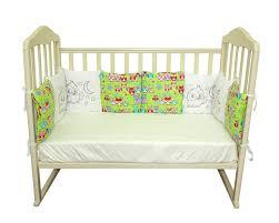 <b>Бортики</b> для <b>кроватки</b> купить в интернет-магазине OZON.ru