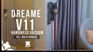 <b>Dreame V11</b> - <b>handheld</b> vacuum cleaner - YouTube