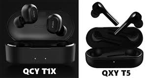 QCY T1X VS <b>QCY T5</b>: What's the Difference Between these two ...
