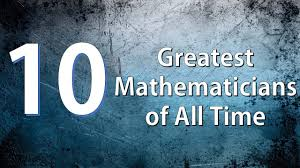 Image result for Top 10 Greatest Mathematicians
