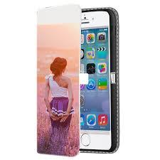 iPhone 5 Hoesje met Foto - Wallet case