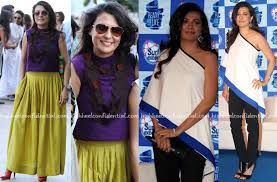 lakme fashion week page 7 mini mathur at payal khandwala s show at lfw and at a surf event