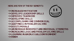 the advantages of team building event on vimeo the advantages of team building event
