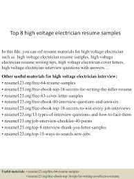 tophighvoltageelectricianresumesamples lva app thumbnail jpg cb