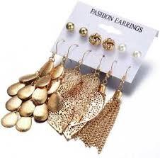 Buy <b>Tassel Earrings</b> online at Best Prices in India   Flipkart.com