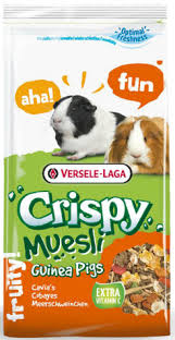 <b>Versele</b>-<b>Laga Crispy Muesli</b> for Guinea Pigs 1kg