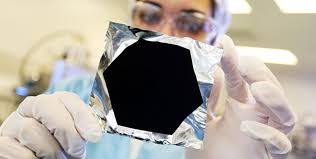 World's Blackest Material Now Comes in a Spray Can | Live Science