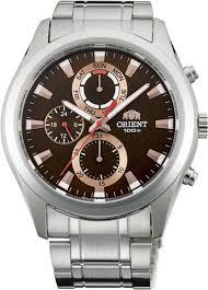 Японские <b>часы Orient</b> SP <b>UY07002T</b>, купить оригинал
