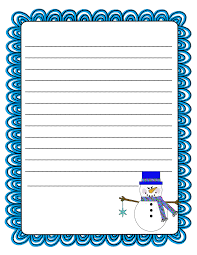 literacy minute snowman writing paper bie teacher ideas kb konnected has a cute graphic for on tpt here are two sizes of writing papers for use in your classroom here