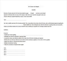 common core argumentative essay template   essay topicscommon core argumentative essay example