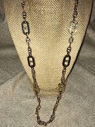 <b>Ann</b> Taylor <b>кристалл</b> золотой связь длинный коренастая цепь ...