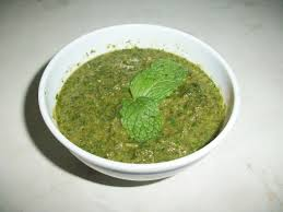 Image result for mint chutney for dosa