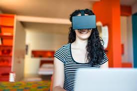 despite the hype virtual reality still years away from making a despite the hype virtual reality still years away from making a difference in higher ed