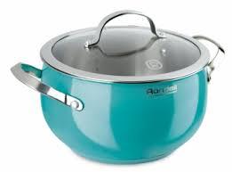 Купить <b>кастрюля rondell</b> с крышкой turquoise 18см 2,8л <b>rds</b>-<b>717</b> ...