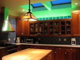 kitchenexcellent led lighting kitchen decor with l shape structure stone kitchen cabinet and modern cabinet accent lighting