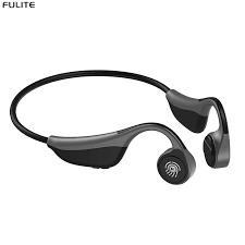 <b>V9</b> Earphone Bluetooth 5.0 <b>Bone</b> Guide Headphones <b>Waterproof</b> ...
