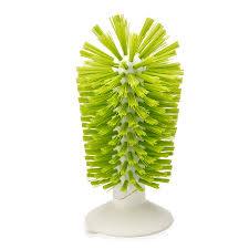 Купить <b>Щетка для стаканов на</b> присоске Brush-up зеленая ...