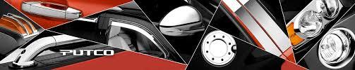 Putco™ <b>Chrome</b> Trim   Fender Trim, Mirror Covers, Door Handles ...