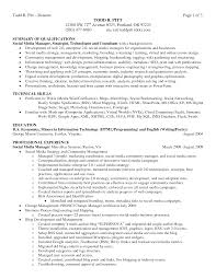 cover letter example of summary on resume example of a summary on cover letter resume examples summary resume qf ytvmexample of summary on resume extra medium size