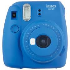 <b>Fujifilm Instax Mini</b> 9 Instant Camera, Cobalt <b>Blue</b> | www.staples.ca