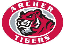 Image result for archer high football image