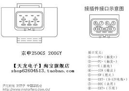 zongshen 200gy 2 cdi diagrams and compatibility riders forums dc cdi