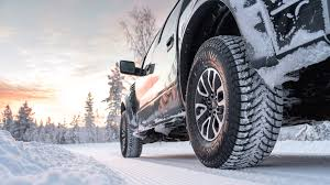 Pickup Trucks Need Winter Tires Too