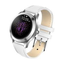<b>KW10</b> Women <b>Smart</b> Watch <b>Fashion</b> Fitness Tracker HR IP68 ...