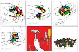 to solve a rubik s cube in five seconds it s a common problem credit tangi bertin cc by sa