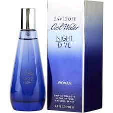 <b>Davidoff Cool Water Night</b> Dive Perfume for Women by Davidoff in ...