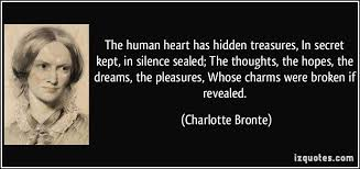 Image result for Quote on sometimes it's better not disclose the secrets of your heart