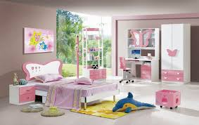 outstanding kids bedroom decorating ideas featuring nice brown accent wall with cute artistic wall painting and amazing kids bedroom ideas calm