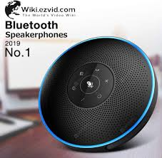 <b>Bluetooth</b> Speakerphone - eMeet M2 Conference Speakerphone for ...