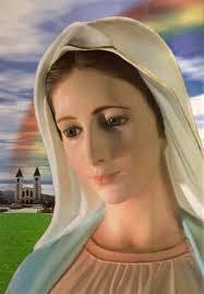 Resultado de imagen para maria reina de la paz