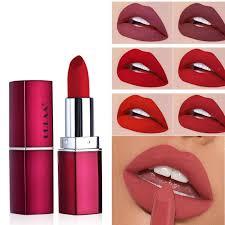<b>Lulaa Makeup Matte Lipstick</b> Waterproof Long Lasting <b>Lip</b> Gloss ...