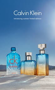 Heat of the desert: Coty reveals <b>Calvin Klein Eternity</b> and <b>CK</b> One ...