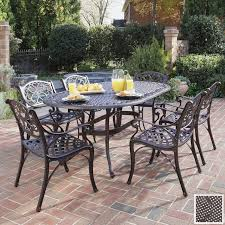 table set patio dining vintage outdoor patio furniture sets garden table and chairs black wrought iron black wrought iron table