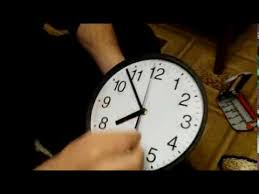 Ремонт <b>кварцевых настенных</b> часов - YouTube