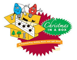 Products | Just Add Power | Christmas in a Box - Animated Lighting