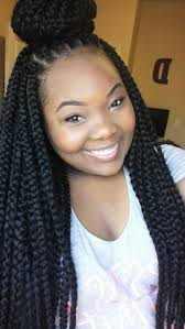 Long Hairstyles With Braids 25 Best Ideas About Long Crochet Braids On Pinterest Crochet