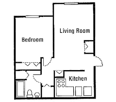 Apartment Design With Plan One Bedroom Floor Plan Pdf And Best    simple one bedroom house plans single bedroom house plan simple one bedroom house plans