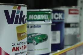 <b>Краска Мастер</b> - всё для кузовного ремонта автомобиля