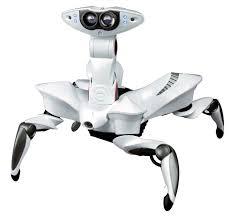 <b>Интерактивная игрушка</b> робот <b>WowWee</b> Roboquad — купить по ...