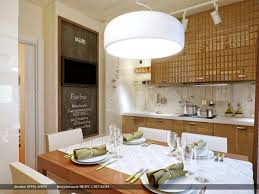 dining table interior design kitchen:   textured kitchen cabinets wood dining table