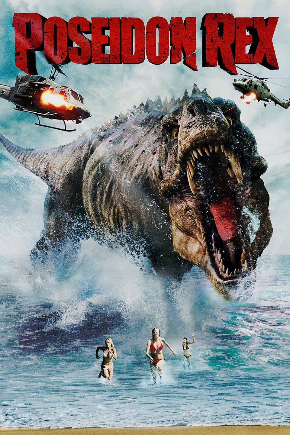 Download Poseidon Rex (2013) Dual Audio (Hindi-English) 480p | 720p
